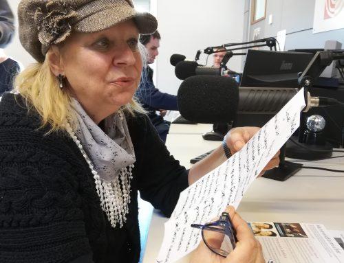 Radio Gemiva heeft een huisdichter