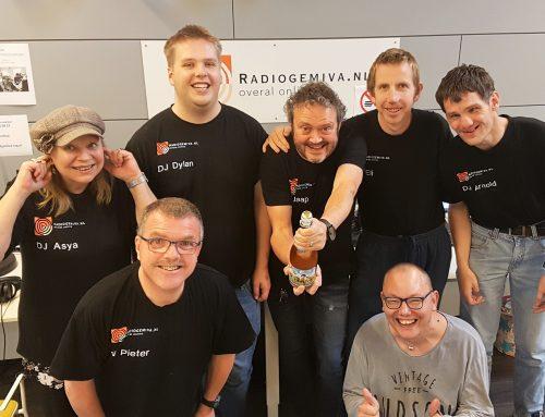 Radio Gemiva viert 1-jarig bestaan