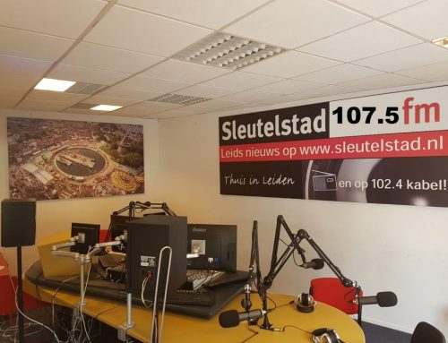 Vaste rubriek voor Radio Gemiva op Sleutelstad FM